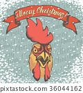 ไก่ตัวผู้,คริสต์มาส,คริสมาส 36044162