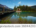 Emerald Lake Lodge in Yoho National Park, Canada 36044203