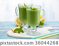 spinach, smoothie, milkshake 36044268