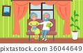 快乐 幸福 夫妇 36044649