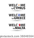 Welcome to Cyprus, welcome to Greece and Malta 36046564