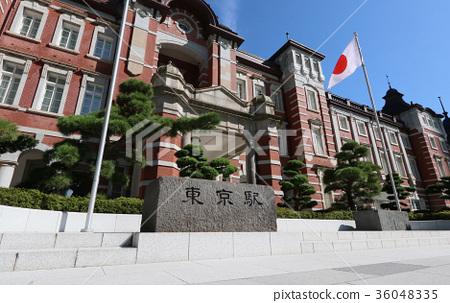 Tokyo Station Marunouchi Station building 36048335