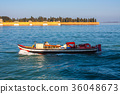 Venice City of Italy View on technical ship vessel 36048673