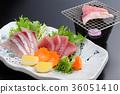grill, roasted, sashimi 36051410