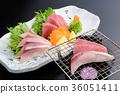 grill, roasted, sashimi 36051411
