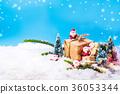 Merry Christmas and Happy New Year, winter season 36053344