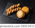 茶点 月饼 中国人 36053615