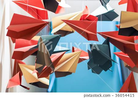 紙飛機 36054415
