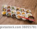 進餐 米飯 水稻 36055781