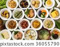 進餐 米飯 水稻 36055790