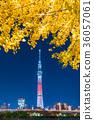 ฤดูใบไม้ร่วง,โตเกียวสกายทรี,ประภาคาร 36057061
