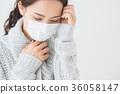 一個健康狀況不佳的女人 36058147