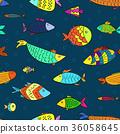 鱼 海 样式 36058645