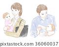 夫妇 一对 情侣 36060037