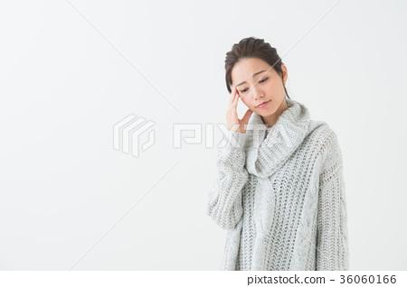 一個健康狀況不佳的女人 36060166
