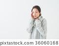 一個健康狀況不佳的女人 36060168