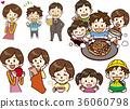 ครอบครัว,แม่,เด็กผู้ชาย 36060798
