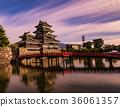 ปราสาทมัทซึโมโตะ,สะพาน,ปราสาท 36061357