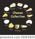 cheeses, Gorgonzola, Pecorino 36065826