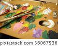 繪畫材料 顏料 油畫顏料 36067536