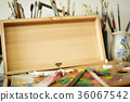 繪畫材料 顏料 油畫顏料 36067542