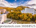 Jozankei, Hokkaido, Japan 36068525