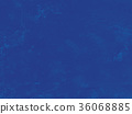 Stone wall blue 36068885