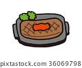 牛排 牛肉 葷菜 36069798
