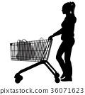 购物者 买家 客人 36071623