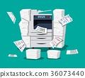 vector, design, office 36073440
