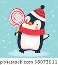 企鵝 向量 向量圖 36073911