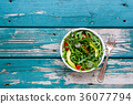bowl, avocado, green 36077794