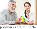 年長 夫婦 一對 36087762