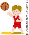 농구 경로 백인 36089411