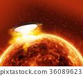 不明飛行物 飛船 宇宙飛船 36089623