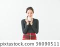 二十幾歲的女性(秋冬季) 36090511