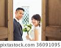 Photo wedding Marriage bride and groom 36091095