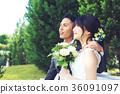 Photo wedding Marriage bride and groom 36091097