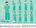 abdomen, cartoon, patient 36092356