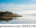 가을의 홋카이도 朱鞠内湖 36093146