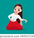 Thai Dancing 36093728