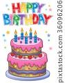 Happy birthday thematics image 1 36096206