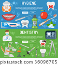 Dental Services banner and infographics 36096705