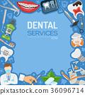 Dental Services banner and Frame 36096714