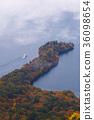 주젠지, 호, 가을 36098654