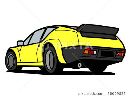 矢量 汽車 交通工具 36099825