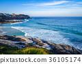 beach, ocean, sea 36105174
