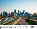Downtown Minneapolis, Minnesota 36107053