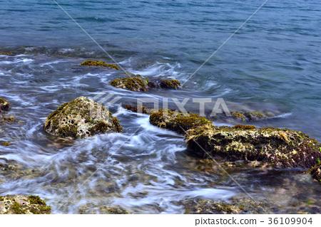 紋理,風格,水,山,雲,休閒,旅行,背景,底紋水紋 36109904