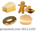 中式點心 甜食 甜點 36111292